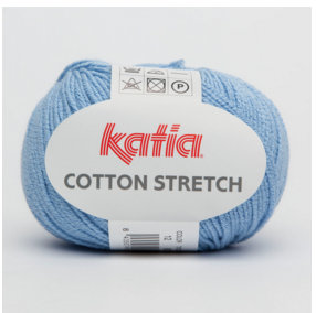Cotton Stretch Katia -1-